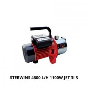 STERWINS 4600L/H 1100W JET 3I-3