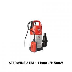 STERWINS 2EM1 11000L/H 500W