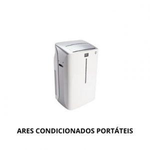 Ares condicionados portáteis