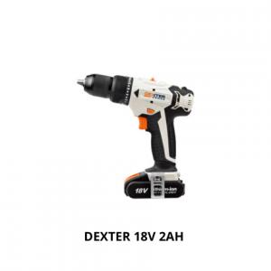 DEXTER 18V 2AH