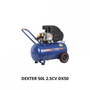 DEXTER 50L 2.5CV DX50